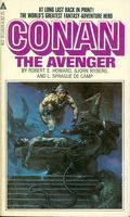 Conan PB (1966-1977 Lancer/Ace Books Novel) 10B-REP