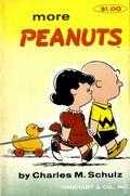More Peanuts TPB (1954 Rinehart & Co) 1st Edition 1-REP