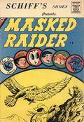 Masked Raider (Blue Bird Comics 1959-1964 Charlton) 1