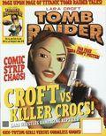 Tomb Raider The Official Magazine (2001 Titan) 4B
