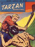 Tarzan Adventures (UK 1953-1959 Westworld Publications) Vol. 8 #35