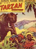 Tarzan Adventures (UK 1953-1959 Westworld Publications) Vol. 8 #50
