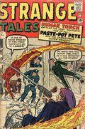Strange Tales (1951-1976 1st Series) UK Edition 104UK