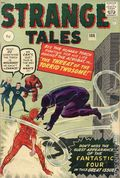 Strange Tales (1951-1976 1st Series) UK Edition 106UK