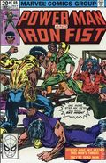 Power Man and Iron Fist (1972) UK Edition 69UK