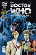 Doctor Who Prisoners of Time (2012 IDW) 5RE