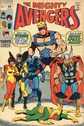 Avengers (1963 1st Series) UK Edition 68UK
