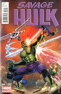 Savage Hulk (2014) 1B