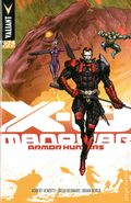 X-O Manowar (2012 3rd Series Valiant) 26C