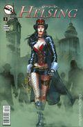 Grimm Fairy Tales Helsing (2014 Zenescope) 3A