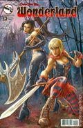 Grimm Fairy Tales Presents Wonderland (2012 Zenescope) 24B