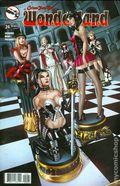 Grimm Fairy Tales Presents Wonderland (2012 Zenescope) 24C