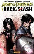 Army of Darkness vs. Hack/Slash TPB (2014 Dynamite) 1-1ST