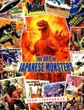 Art of Japanese Monsters HC (2014) Godzilla, Gamera and Japanese Science Fiction Art Conquer the World 1-1ST