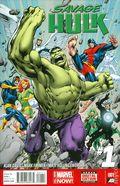 Savage Hulk (2014) 1A
