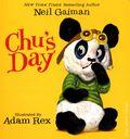 Chu's Day HC (2014 Harper) A Board Book by Neil Gaiman 1-1ST
