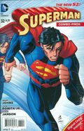 Superman (2011 3rd Series) 32COMBO