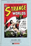 Pre-Code Classics: Strange Worlds HC (2014 PS Artbooks) 1-1ST
