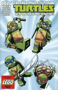 Teenage Mutant Ninja Turtles New Animated Adventures (2013 IDW) 12SUB