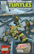 Teenage Mutant Ninja Turtles New Animated Adventures (2013 IDW) 12