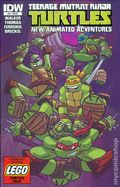 Teenage Mutant Ninja Turtles New Animated Adventures (2013 IDW) 12RI