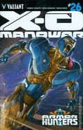 X-O Manowar (2012 3rd Series Valiant) 26A