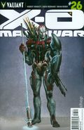 X-O Manowar (2012 3rd Series Valiant) 26B