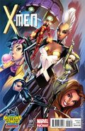 X-Men (2013 3rd Series) 1MIDTOWN