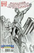 Amazing Spider-Man (2014 3rd Series) 1MAXIMUM.B&W