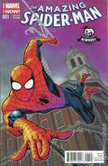 Amazing Spider-Man (2014 3rd Series) 1NEWBURY