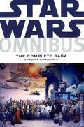 Star Wars Omnibus Episodes I-VI The Complete Saga TPB (2011) 1-REP