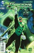 Green Lantern (2011 4th Series) 33B