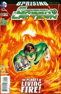 Green Lantern (2011 4th Series) 33A