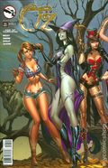 Grimm Fairy Tales Oz Age of Darkness (2014) 1A