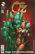 Grimm Fairy Tales Oz Age of Darkness (2014) 1C