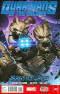 Guardians of the Galaxy Galaxy's Most Wanted (2014) 1A