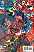 Superman Unchained (2013 DC) 7A