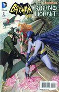 Batman '66 Meets Green Hornet (2014) 2