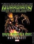 Guardians of the Galaxy Rocket Raccoon and Groot - Steal the Galaxy HC (2014 A Marvel Universe Novel) 1-1ST
