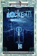 Locke and Key Crown of Shadows 100 Penny Press Edition (2014) 1
