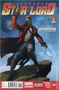 Legendary Star Lord (2014 Marvel) 1A