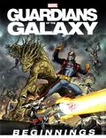 Guardians of the Galaxy Beginnings HC (2014 Marvel Press) 1-1ST