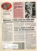 Comics Buyer's Guide (1971) 786