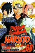 Naruto TPB (2003-2015 Shonen Jump Edition Digest) 66-1ST