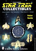 Star Trek Collectibles SC (1997 Schiffer) Classic Series, Next Generation, Deep Space Nine, Voyager Value Guide 1-REP
