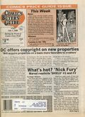 Comics Buyer's Guide (1971) 763