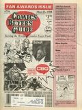 Comics Buyer's Guide (1971) 756