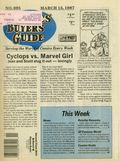 Comics Buyer's Guide (1971) 695