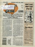 Comics Buyer's Guide (1971) 692