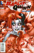 Harley Quinn (2013) 2D
